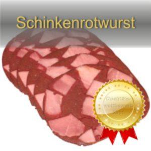 Schinkenrotwurst
